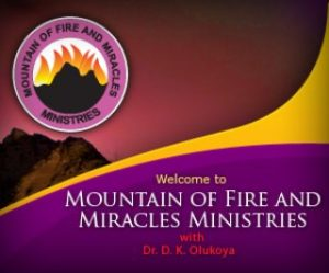 Mountain of Fire and Miracles Ministries Live Service (5th April 2020)