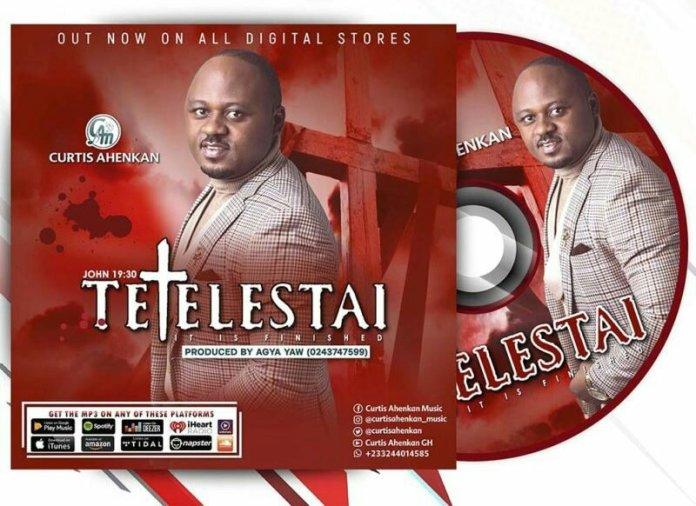 Curtis Ahenkan – Tetelestai (It Is Finished)