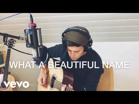 Phil Wickham What A Beautiful Name Lyrics