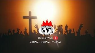 Living Faith Church Ota Live Service [19th April 2020]