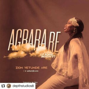 Yetunde Are Agbara Re Mp3 Download
