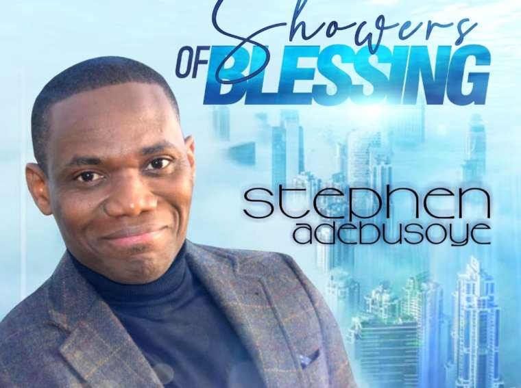 Stephen Adebusoye Showers of Blessing