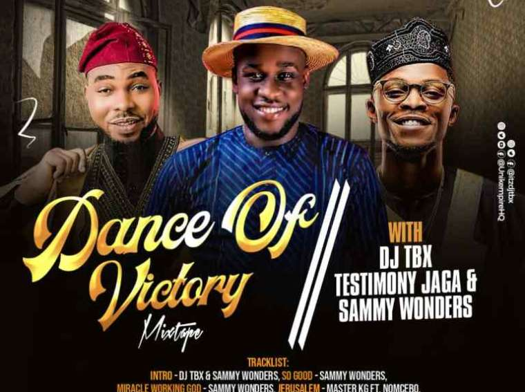 Dance of Victory Mixtape By DJ Tbx