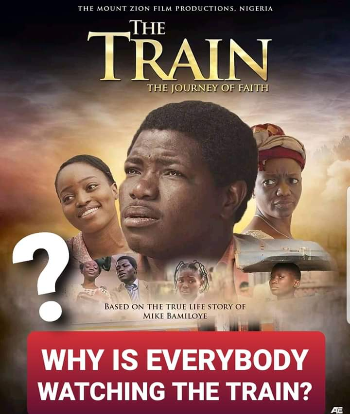 Why Is Everyone Watching The Train (Mount Zion Movie)