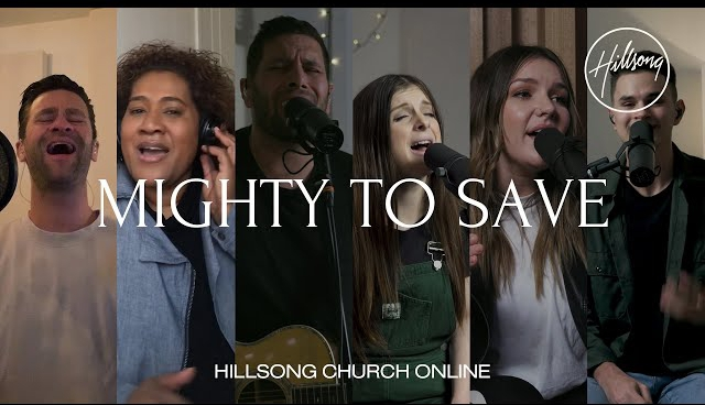 Photo of Hillsong Worship – Mighty To Save