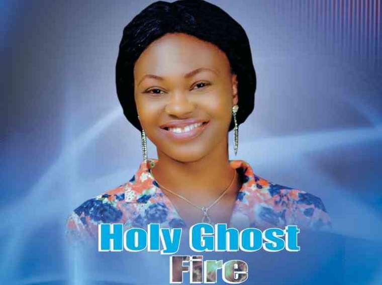 Suzan Abari Holy Ghost Fire