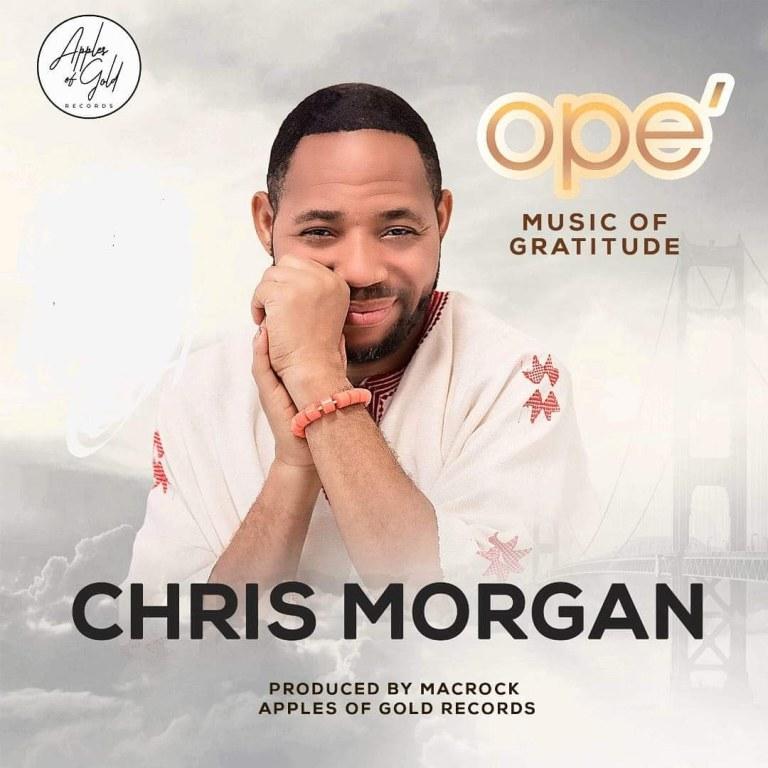 Photo of Chris Morgan – Ope