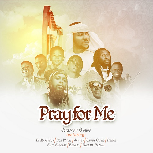 Jeremiah Gyang Pray For Me Mp3 Download