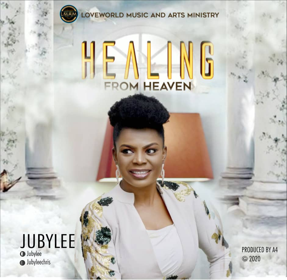 Jubylee Healing From Heaven