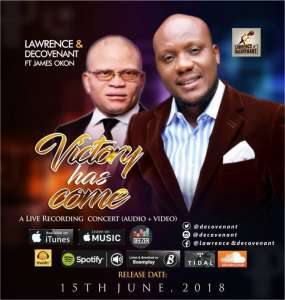 Victory Has Come By Lawrence Mp3 Download