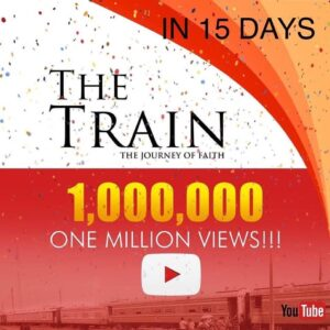 The Train Hits One Million Views In Fifteen Days