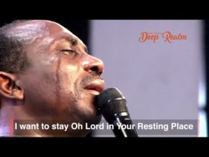 Paul Enenche I Want To Live Where You Are Lyrics