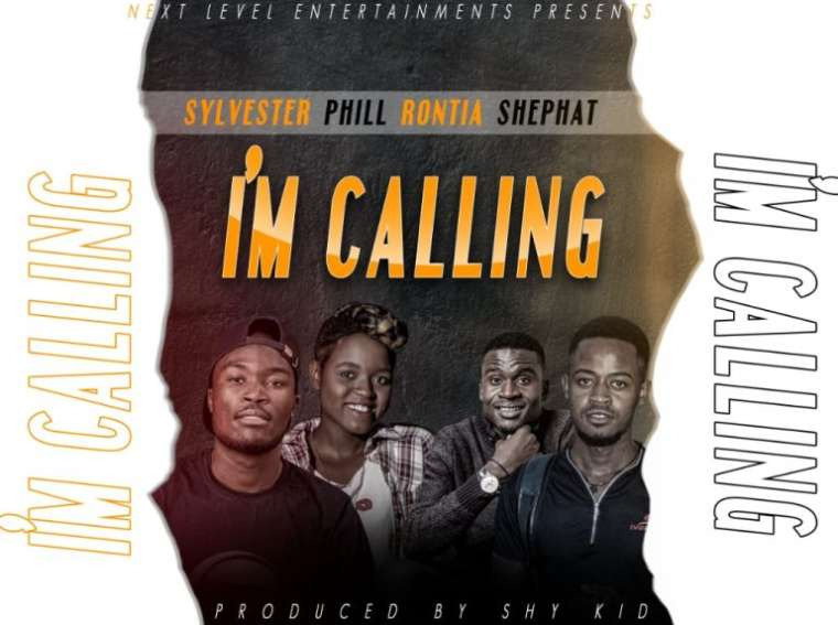 Silvester ft Phill & Rontia & Shephat I m Calling