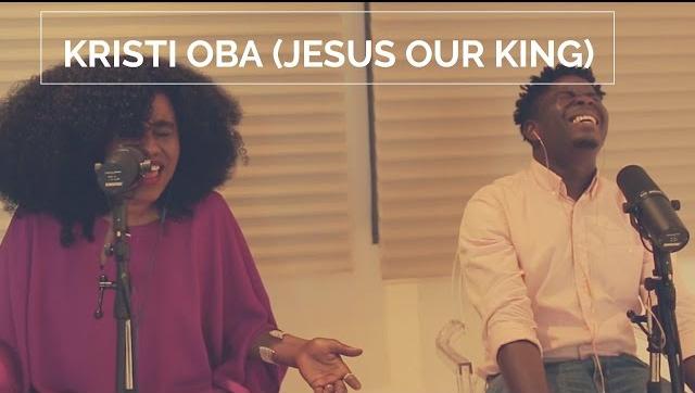 TY Bello and Folabi Nuel Kristi Oba Jesus Our King