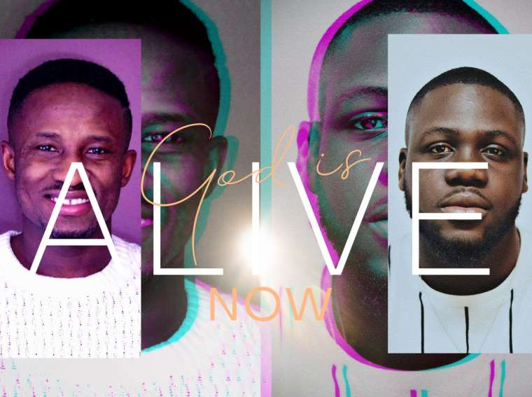 Daniel Ojo God Is Alive Now (Ft. Ryan Ofei Richrok)