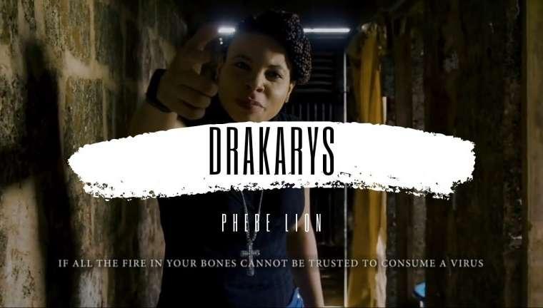 Phebe Lion Drakarys Spoken Words
