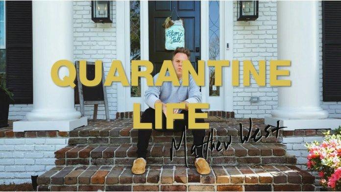 Matthew West Quarantine Life Mp3 Download