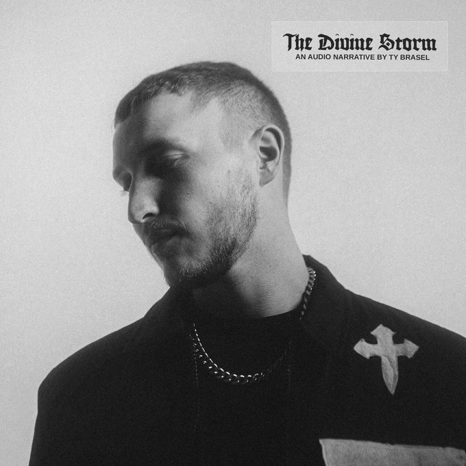 Ty Brasel The Divine Storm Album