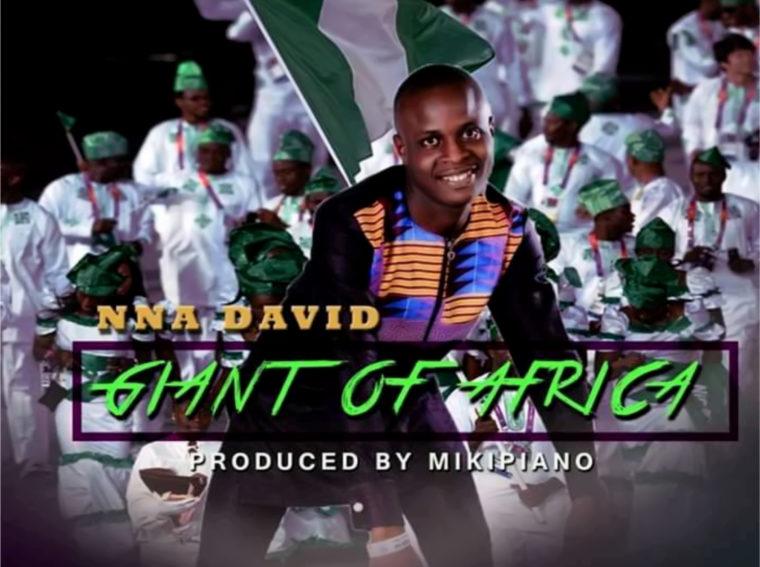 Nna David Giant Of Africa