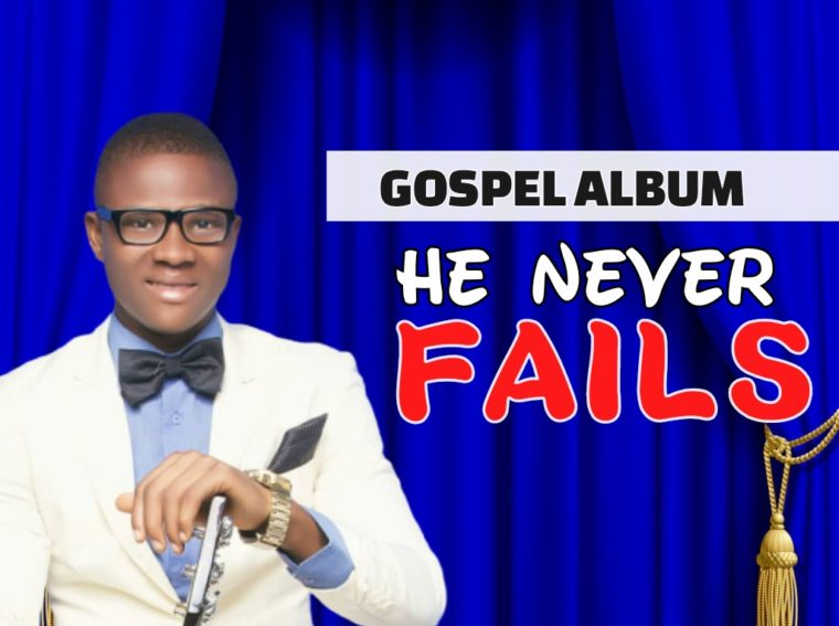 Salvation Kelvin He Never Fails