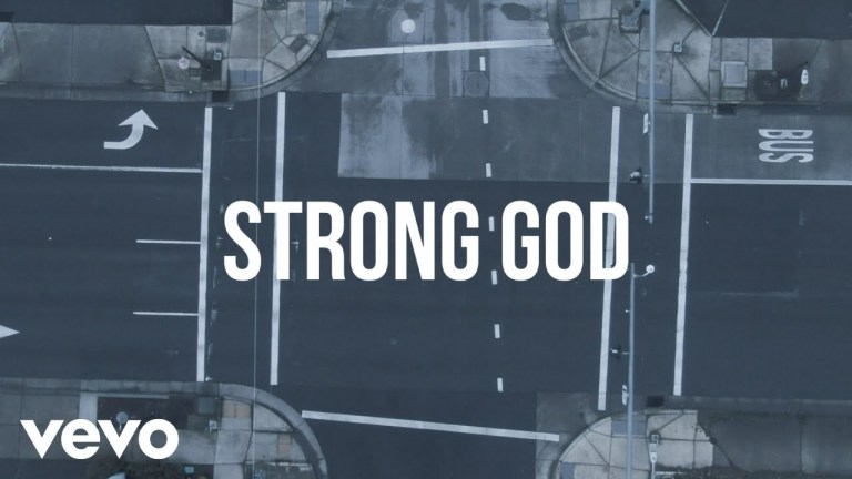 Photo of Kirk Franklin – Strong God