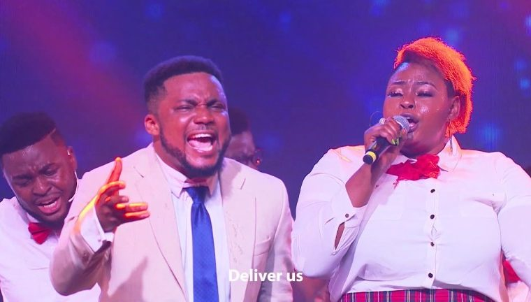 Tim Godfrey The Lords Prayer Live