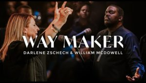 Darlene Zschech & William McDowell Way Maker
