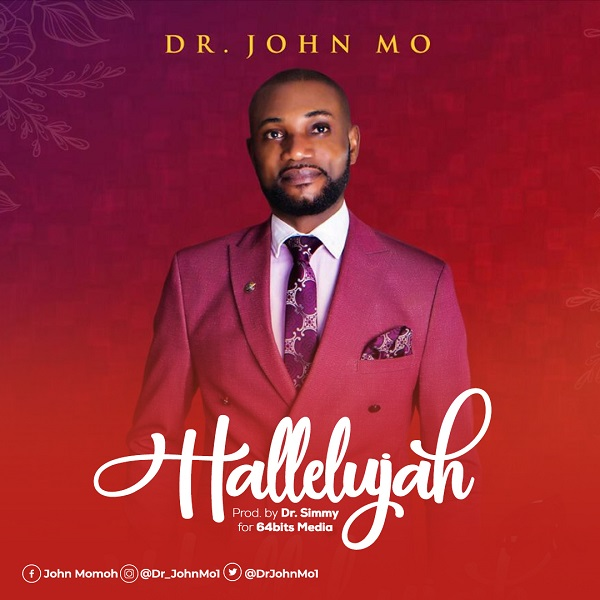 Photo of Dr. John Mo – Hallelujah