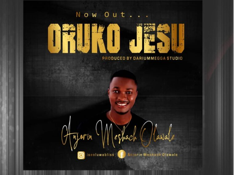 Olawale Anjorin Releases His Anticipated Debut Single Oruko Jesu
