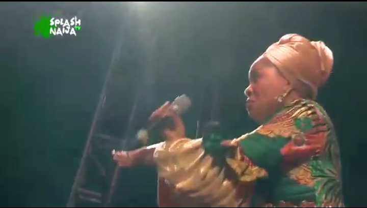 Photo of Tope Alabi – Zanku (Song Of Victory)
