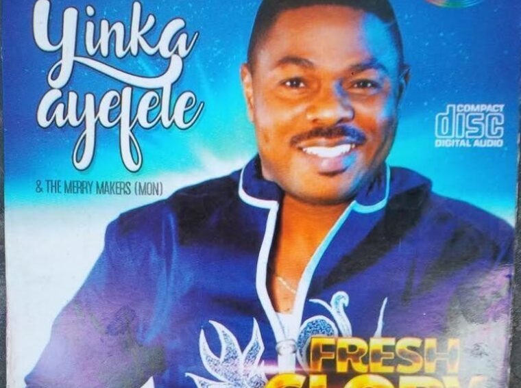 yinka ayefele fresh glory mp3 download