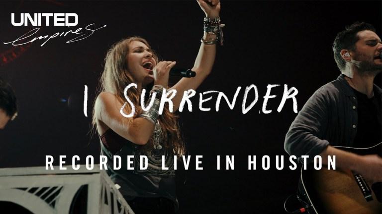 Photo of Lauren Daigle – I Surrender (ft. Hillsong United)