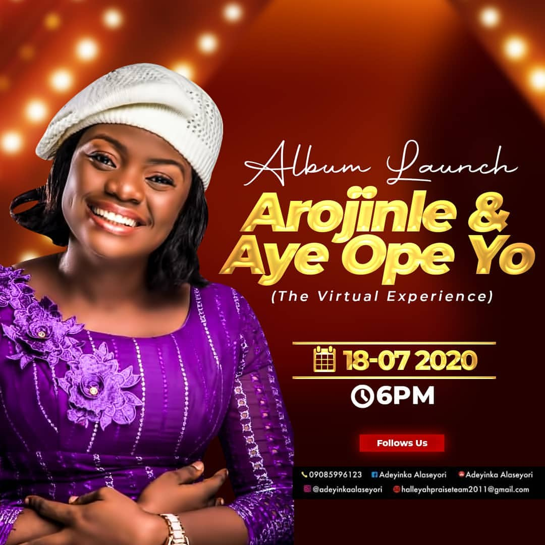 Download Adeyinka Alaseyori Latest Songs