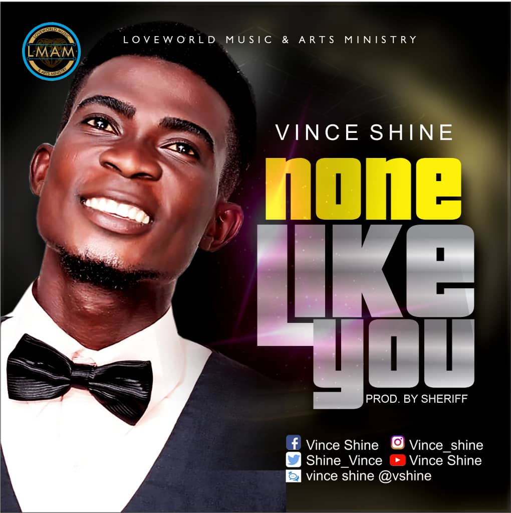 Photo of Vince Shine – None Like You