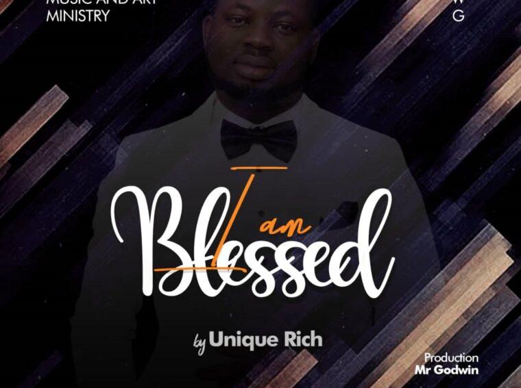 Unique Rich I am Blessed