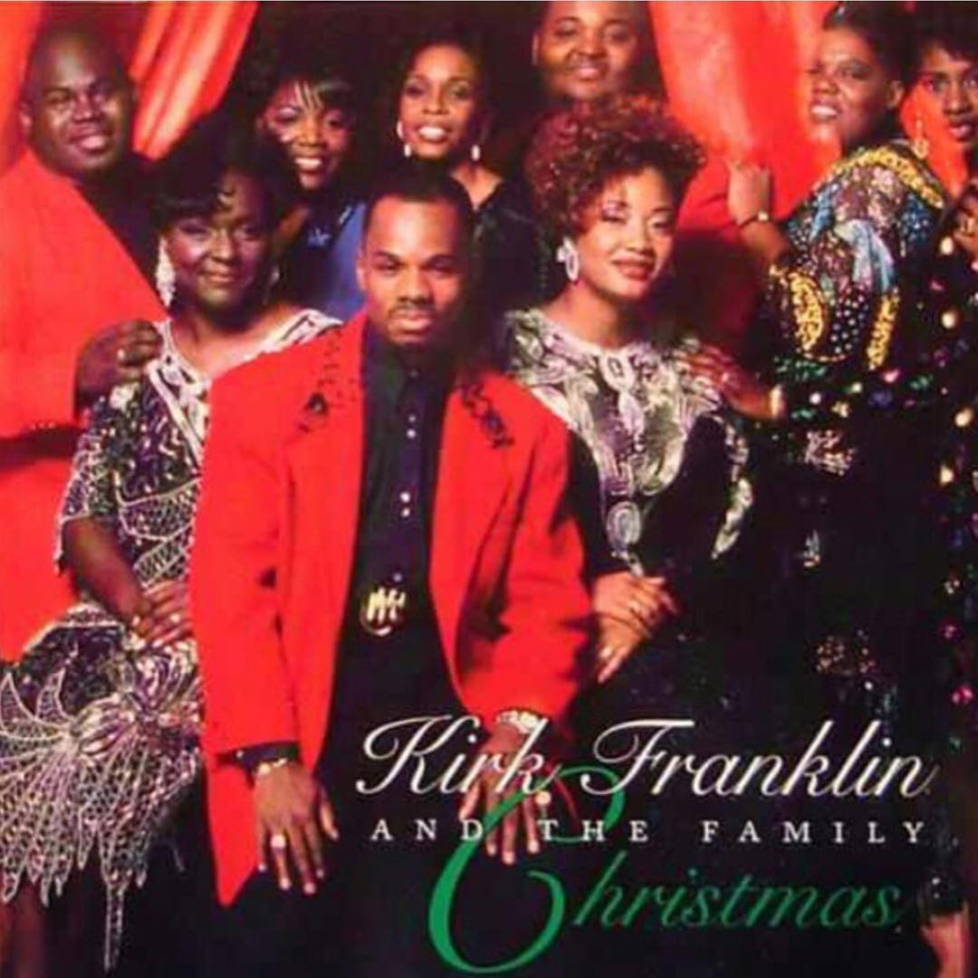 Photo of Kirk Franklin Christmas Album (Special Edition)