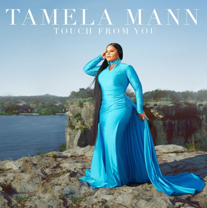 Photo of Touch From You Tamela Mann Lyrics & Mp3
