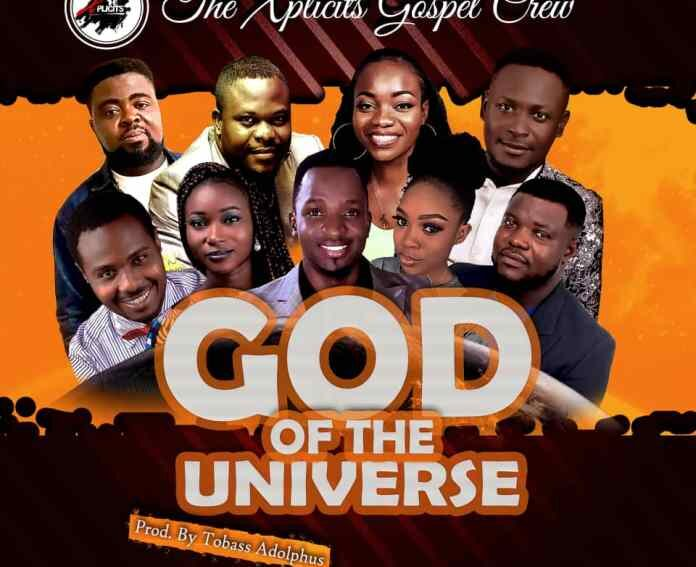 Download God of the Universe By The Xplicits Gospel Crew
