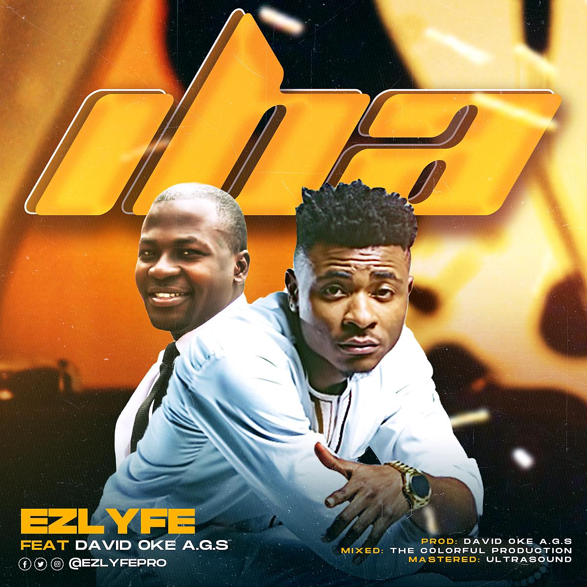Photo of IBA – Ezlyfe ft David Oke A.G.S