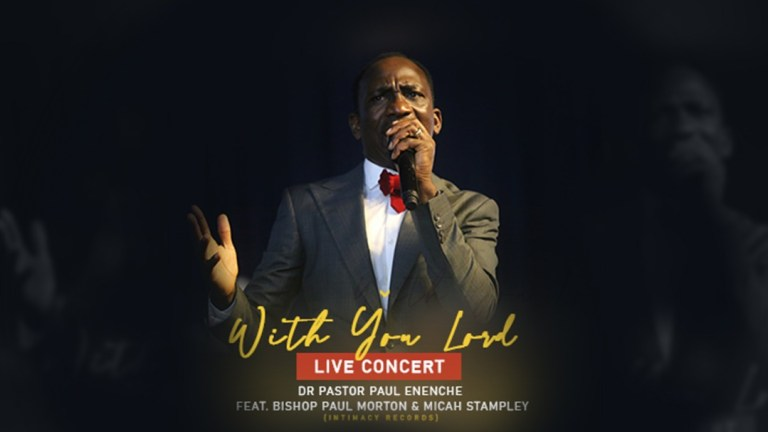 Photo of Dr Paul Enenche – With You Lord (Ft. Bishop Morton & Micah Stampley)