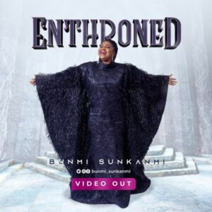 Enthroned by Bunmi Sunkanmi