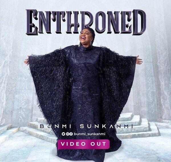 Enthroned by Bunmi Sunkanmi