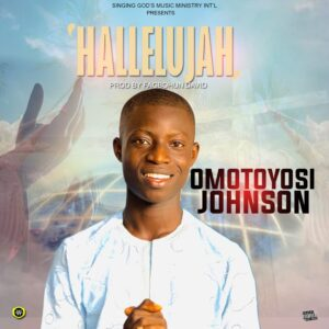 Hallelujah by Omotoyosi Johnson