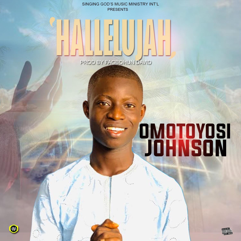 Photo of Hallelujah by Omotoyosi Johnson
