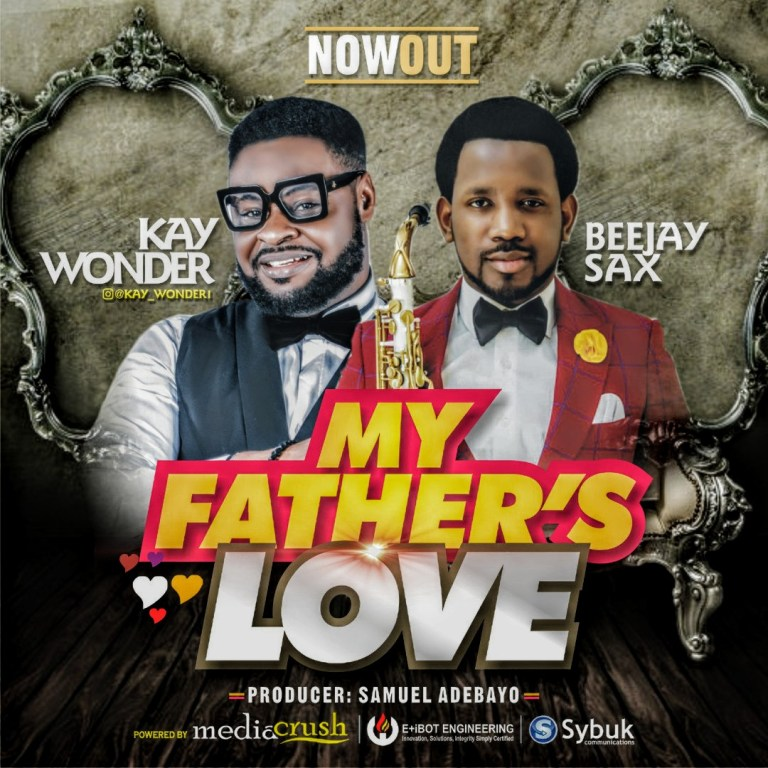 Photo of Kay Wonder ft Beejay Sax – My Father's Love