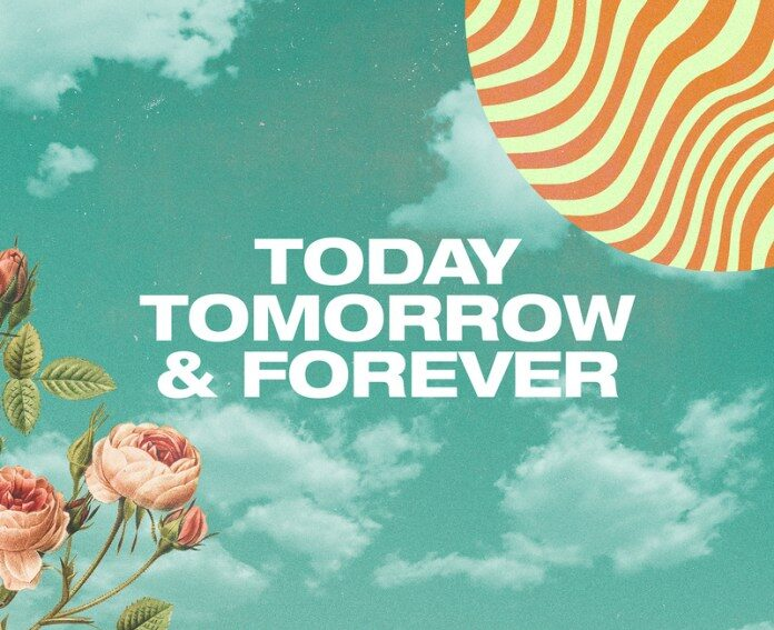 Today Tomorrow & Forever by Sanctus Real