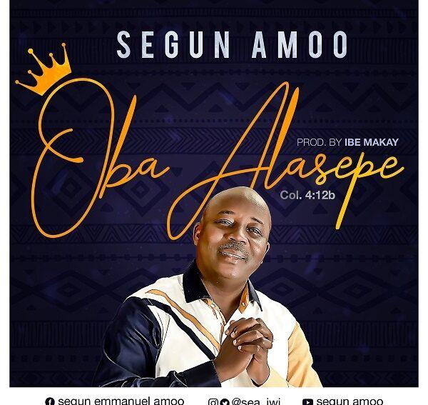 Oba Alasepe by Segun Amoo