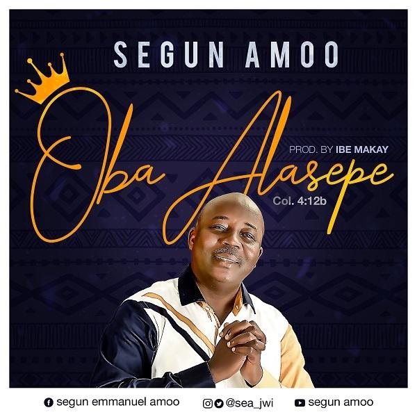 Photo of Oba Alasepe by Segun Amoo