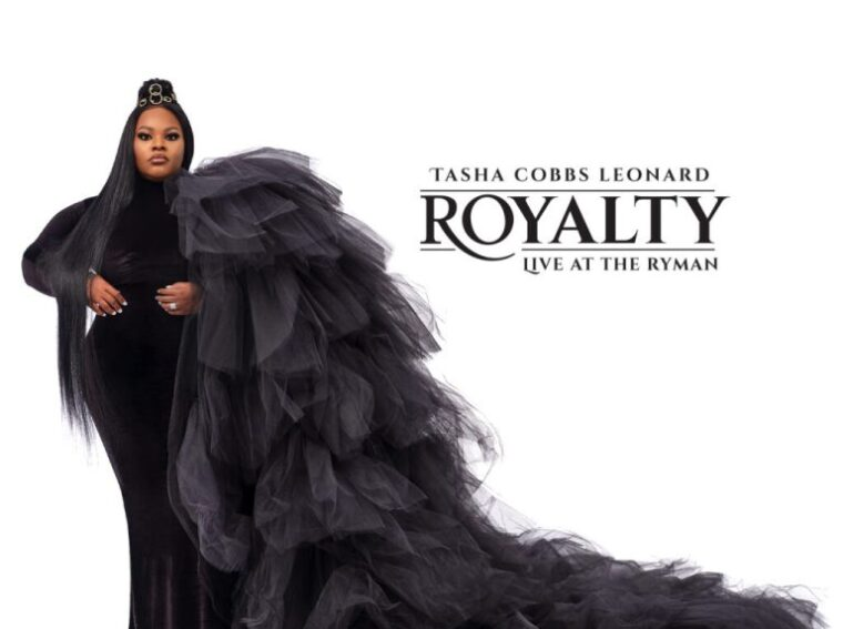 Tasha Cobbs Royalty Album MP3 Download