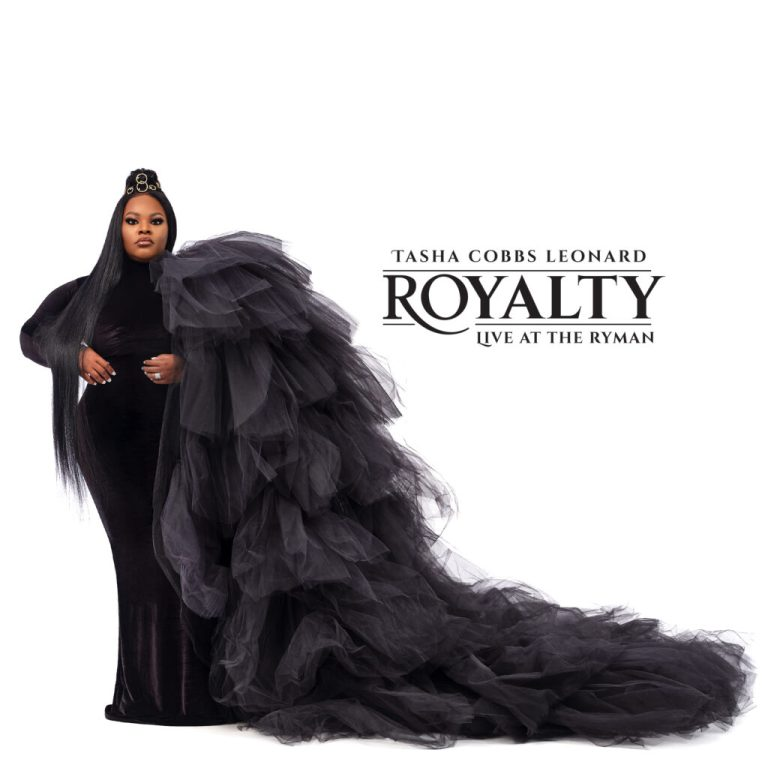 Photo of Tasha Cobbs Royalty Album